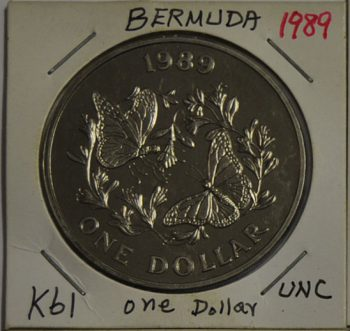 DOLLAR Bermuda 1997