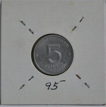 10 PFENNIG Germany Democratic Republic 1952
