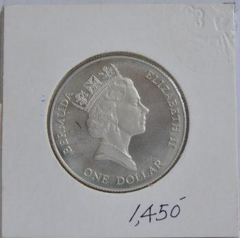 DOLLAR Bermuda 1997 Rock Skink
