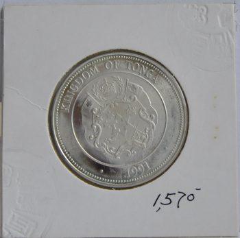 PA'ANGA Tonga 1991