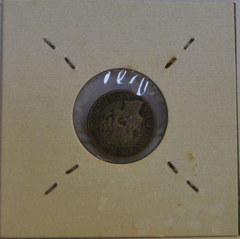 1/10 GULDEN Curacao 1947