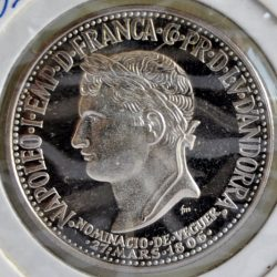Andorra 25 DINERS 1964