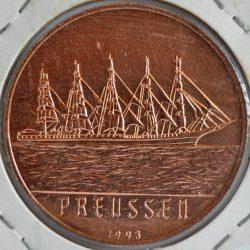 Benin 200 FRANCS 1993