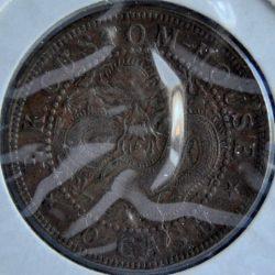 China Fukien Province 10 CASH 1901-05