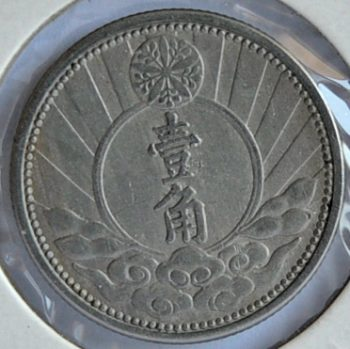 China, Japanese Puppet States Manchukuo CHIAO 1940
