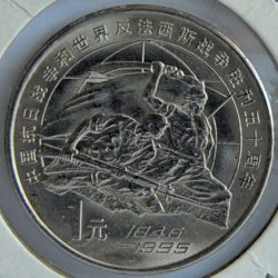 China, People's Republic YUAN 1995