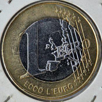 Italy Sassello EURO Token 1998