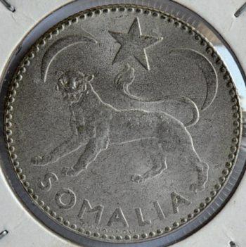 Somalia SOMALO 1950