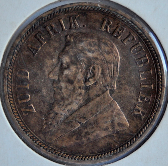 South Africa PENNY 1898