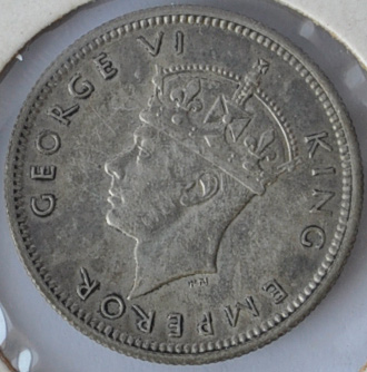 Southern Rhodesia 6 PENCE 1946