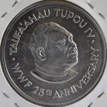 Tonga PA'ANGA 1986