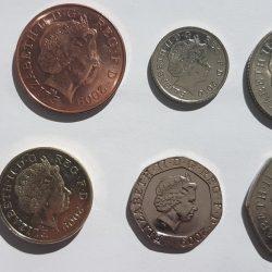 2008 - 2010 Elizabeth REG F.D. set of 7 coins